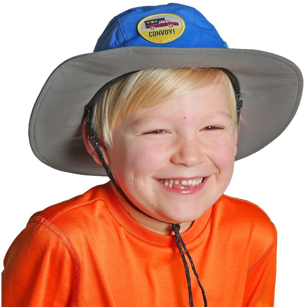 OUTDOOR RESEARCH Kids' Seattle Sombrero - CONVOY-GLACIER