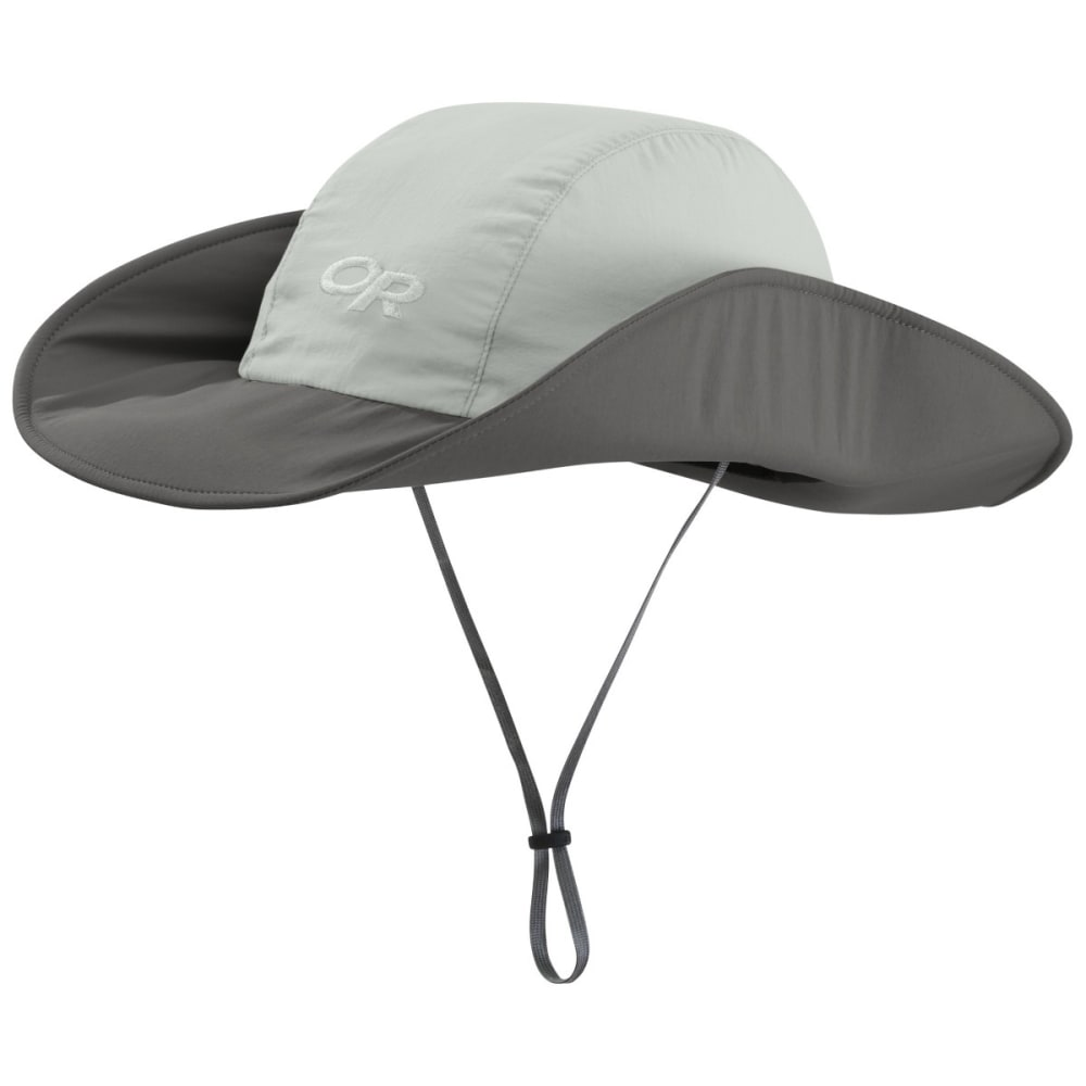 OUTDOOR RESEARCH Seattle Sun Sombrero - ALLOY/PEWTER
