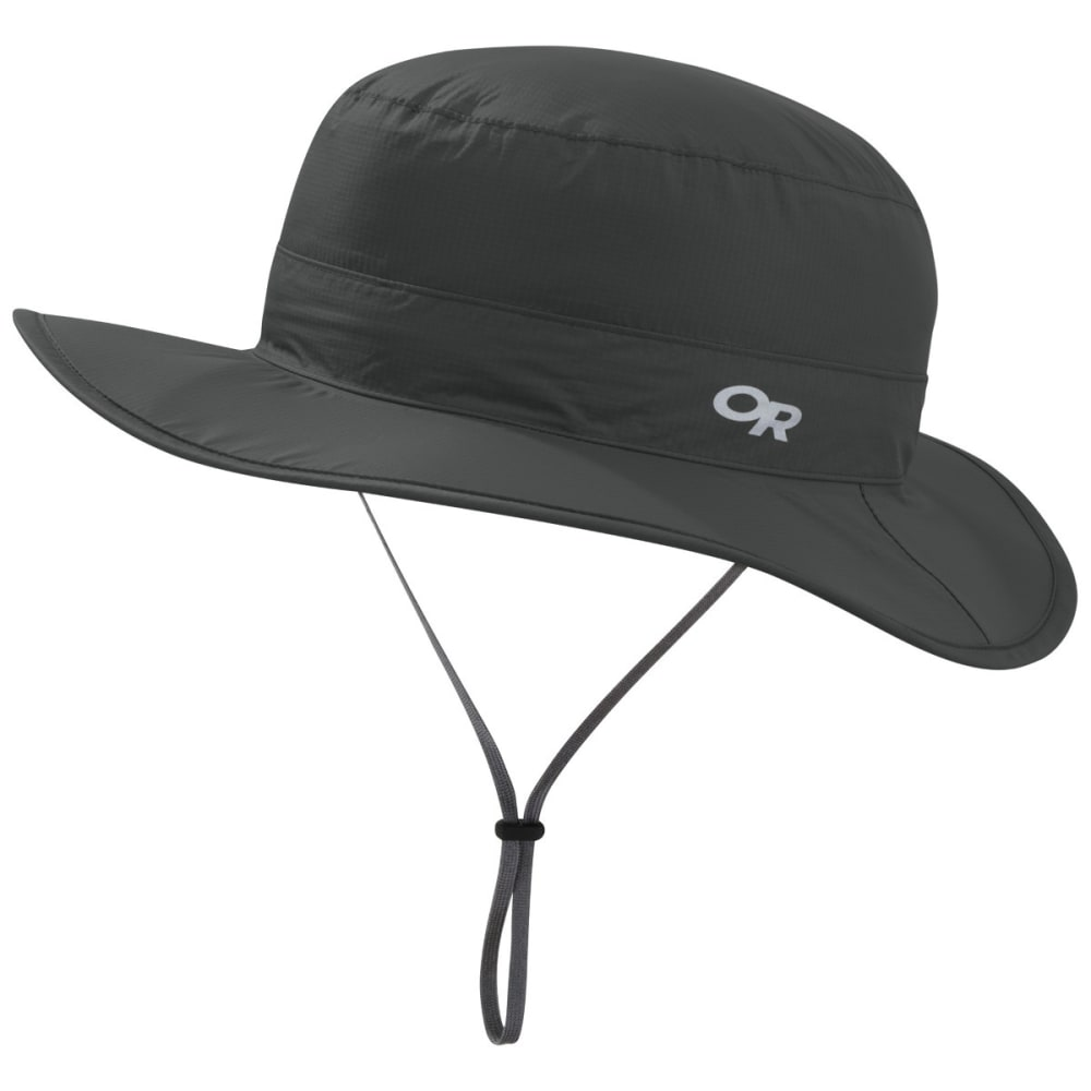 OUTDOOR RESEARCH Cloud Forest Rain Hat - 0890 CHARCOAL