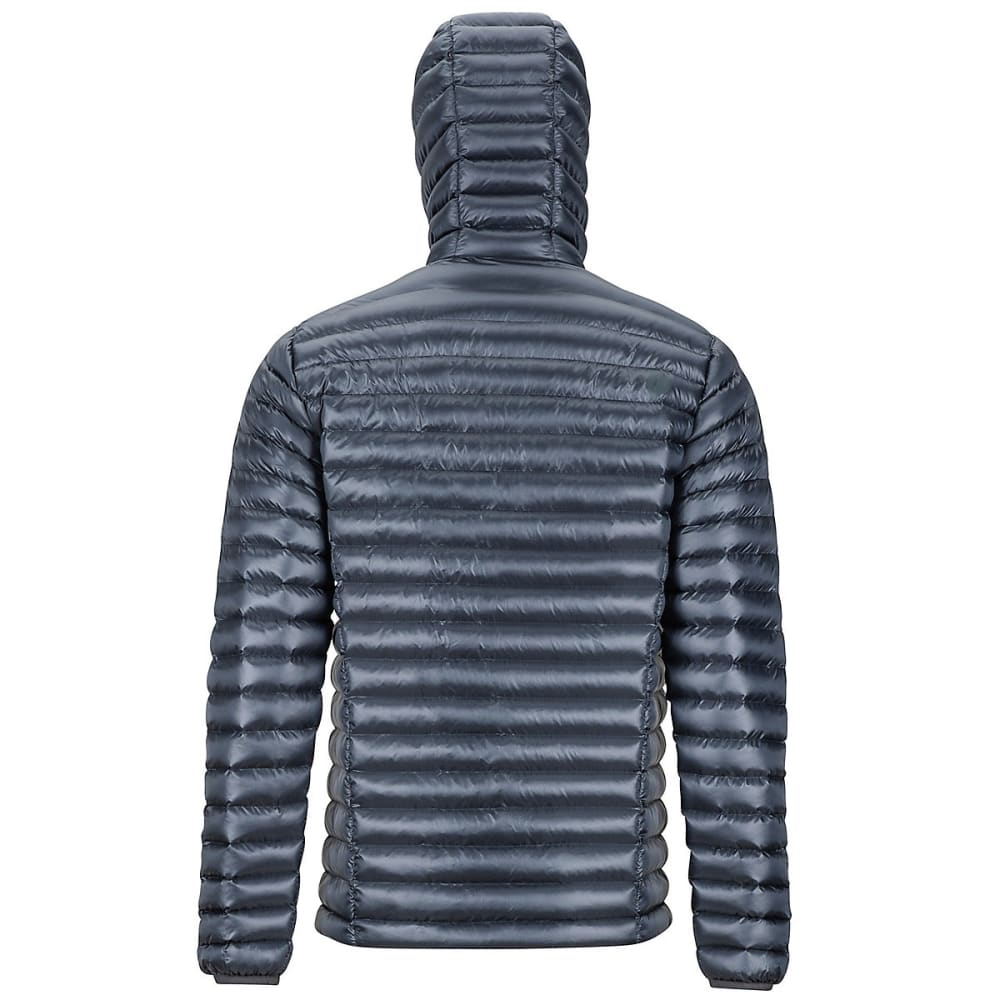 MARMOT Men's Avant Featherless Hoodie - 1515 STEEL ONYX