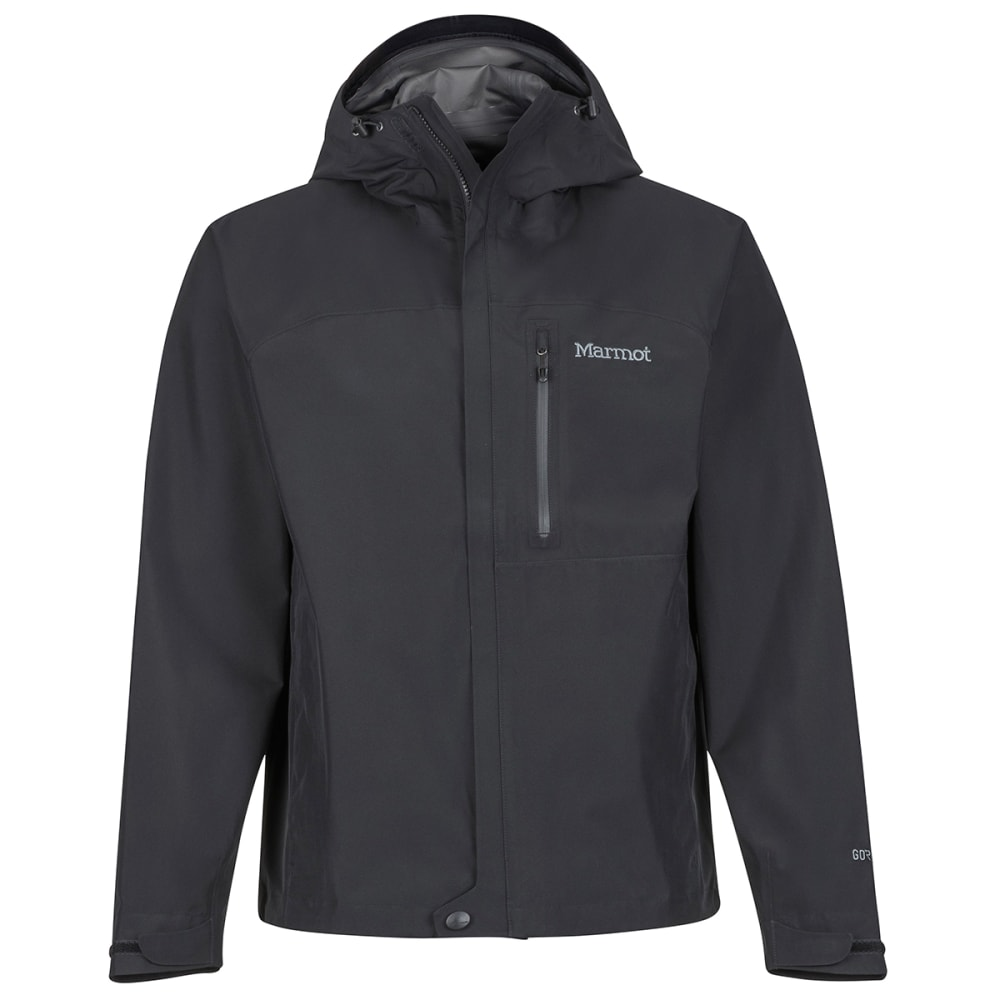 MARMOT Men's Minimalist Waterproof Jacket - BLACK-001
