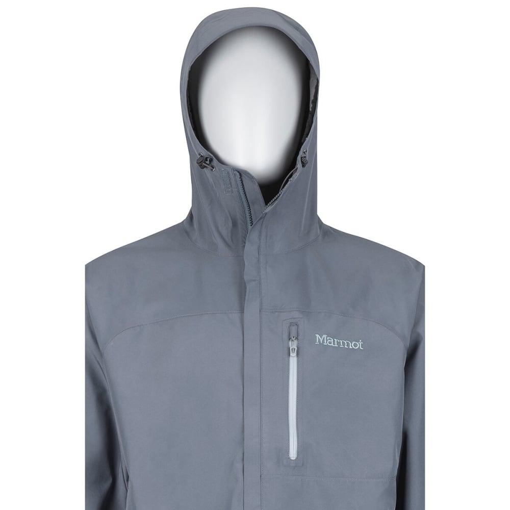 MARMOT Men's Minimalist Waterproof Jacket - 1515 STEEL ONYX