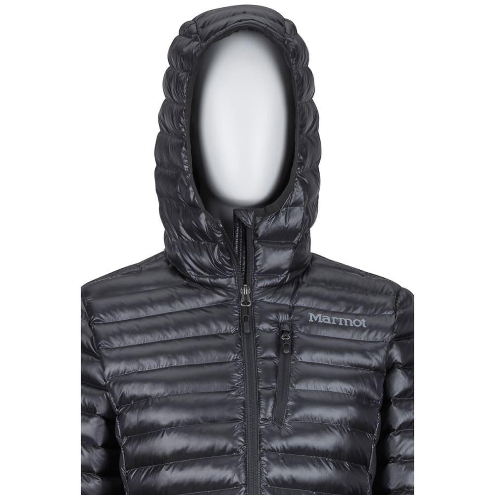 MARMOT Women's Avant Featherless Hoodie - 001 BLACK
