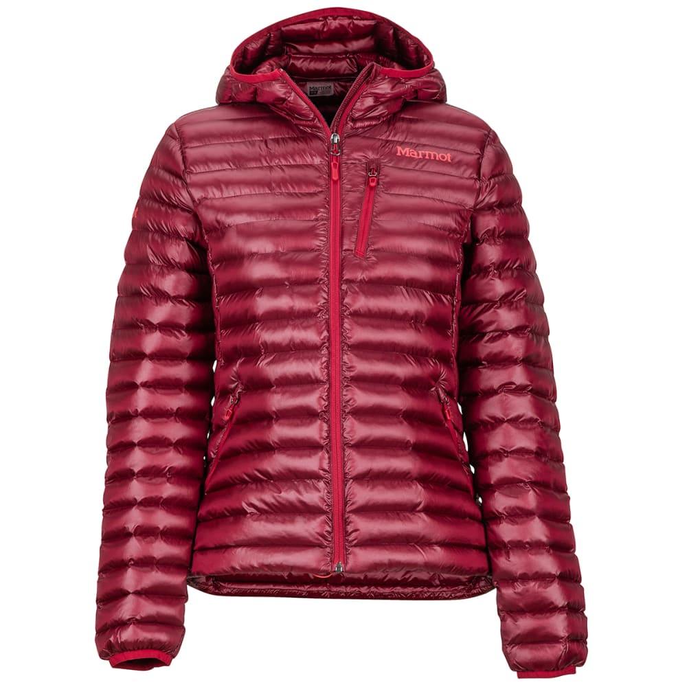 MARMOT Women's Avant Featherless Hoodie - 6005 SIENNA RED