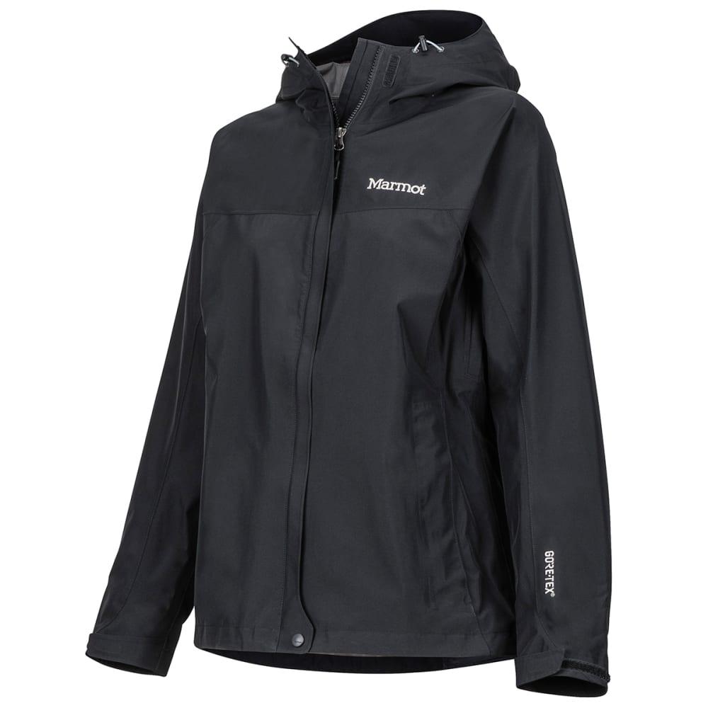 MARMOT Women's Minimalist Waterproof Jacket - BLACK-001