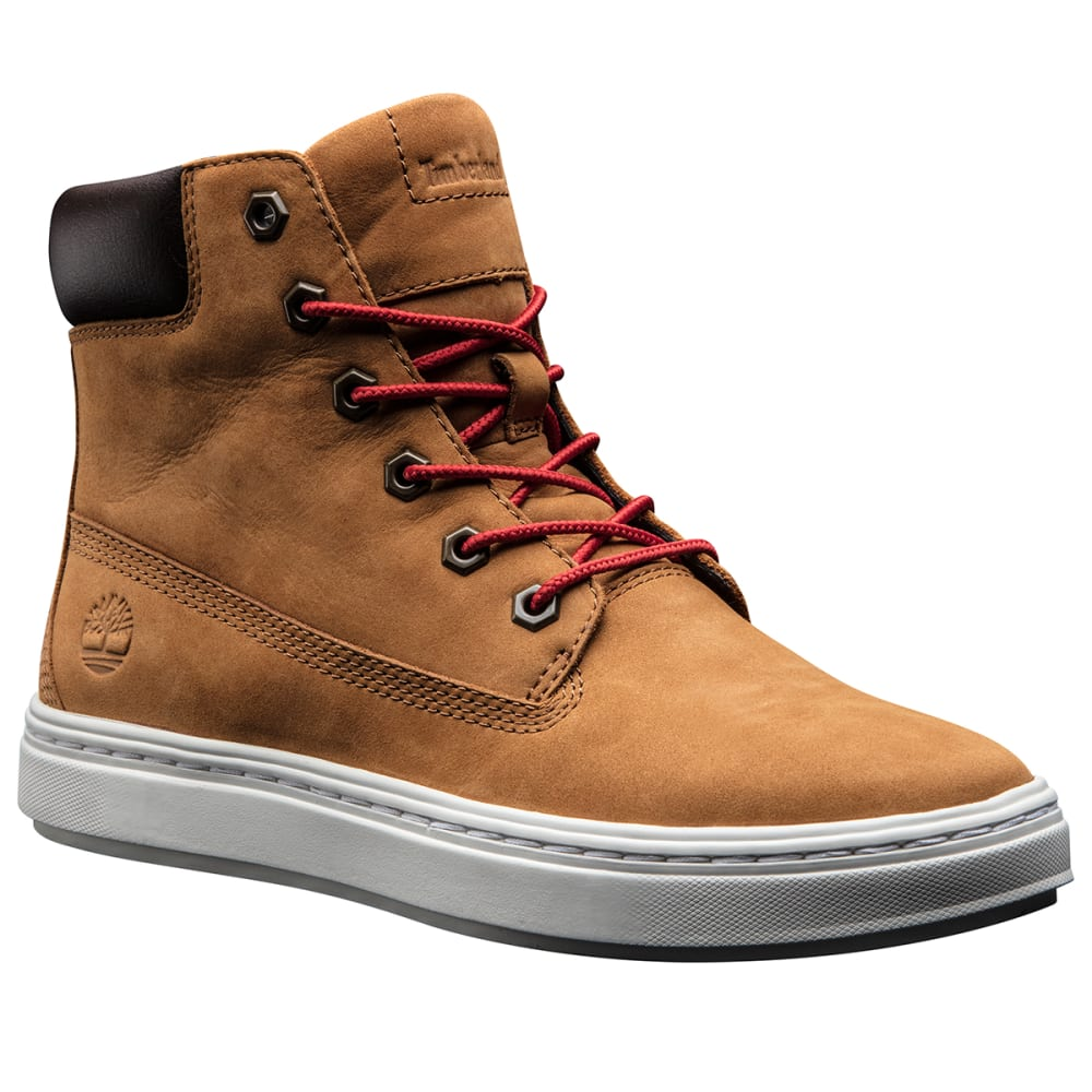 TIMBERLAND Women's 6 in. Londyn Sneaker Boots - MED BROWN