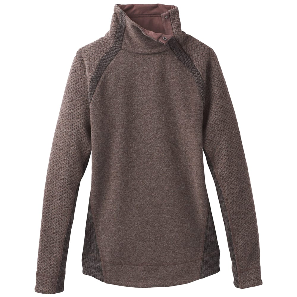 PRANA Women's Brandie Long-Sleeve Sweater XS