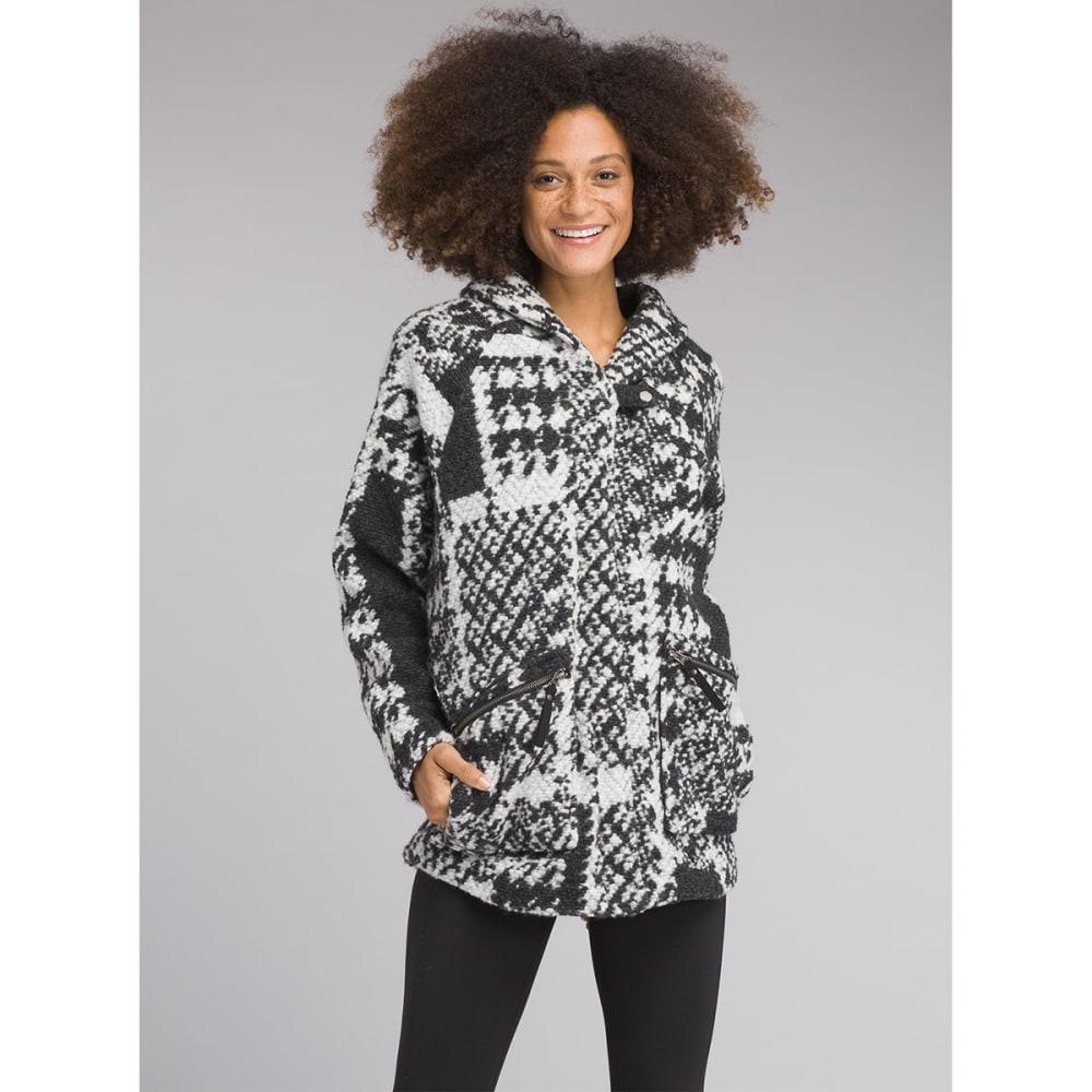 PRANA Women's Sakari Jacket - BLACK