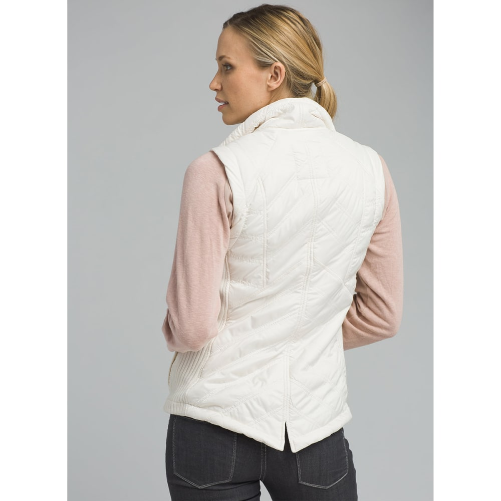 PRANA Women's Diva Vest - BONE