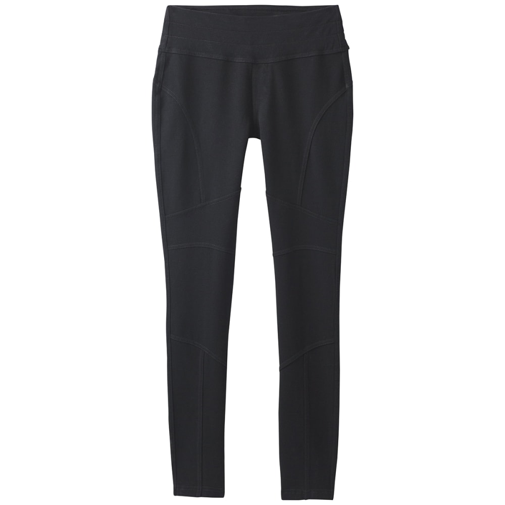 PRANA Women's Beaker Pants - BLACK