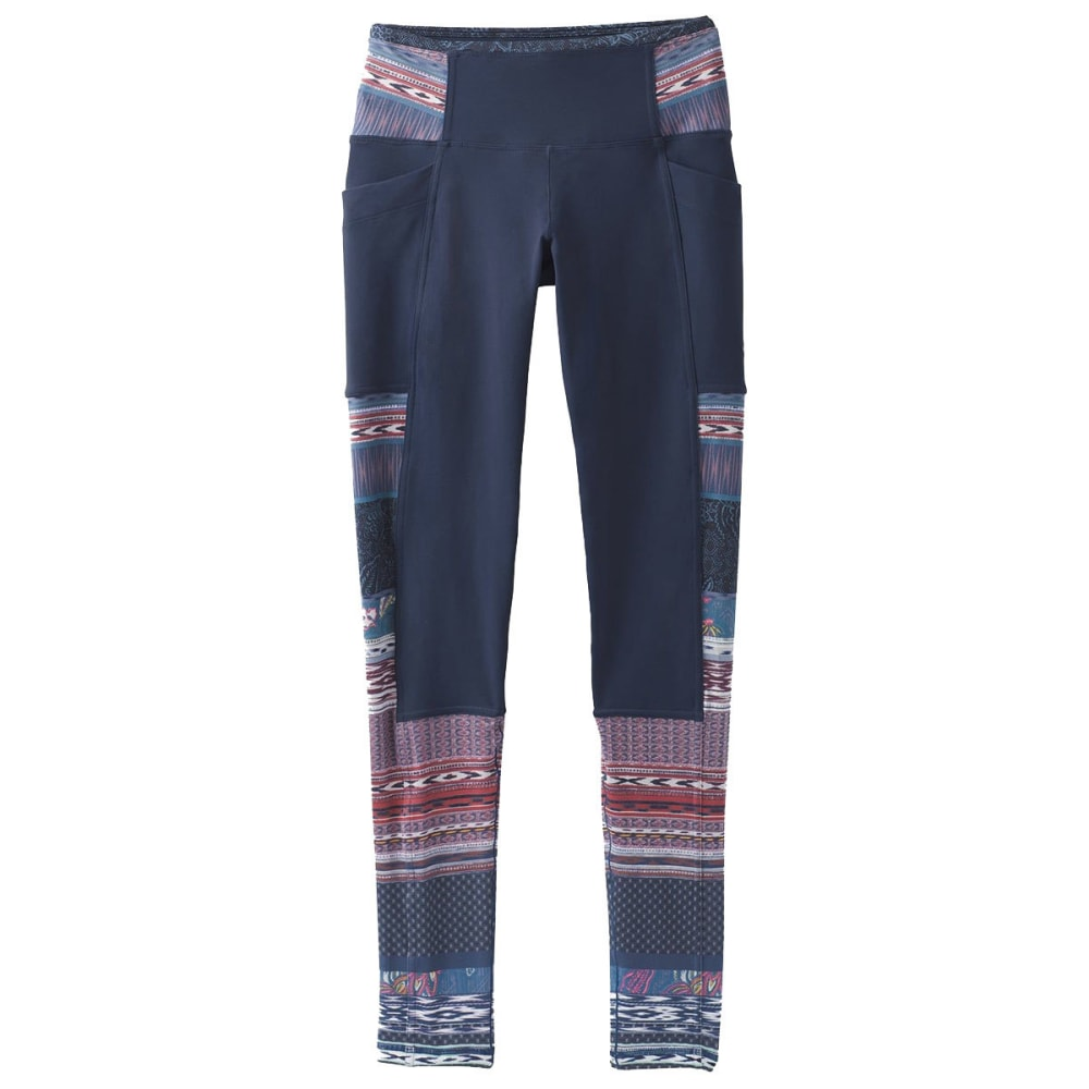 PRANA Women's Blue Highway Leggings - BLUE PIONEER