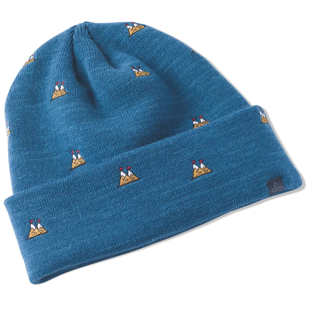 PRANA Wild Now Beanie - BLUE MOUNTAIN HIGH