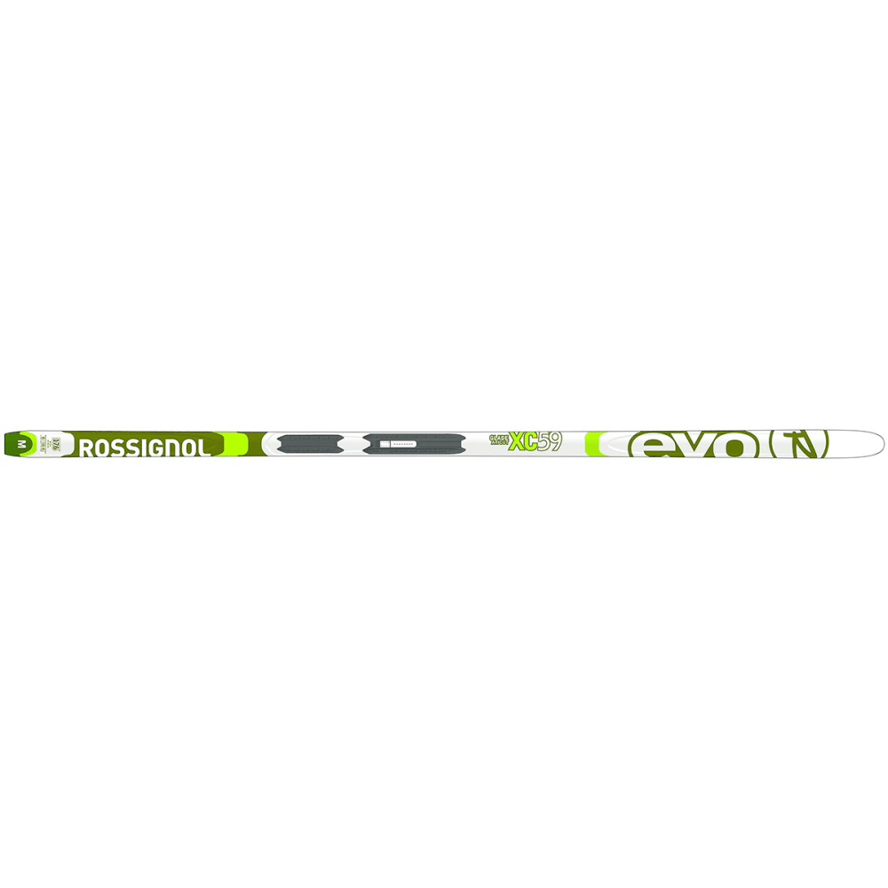ROSSIGNOL EVO GLADE 59IFP AR Cut Preassembled Skis - NO COLOR