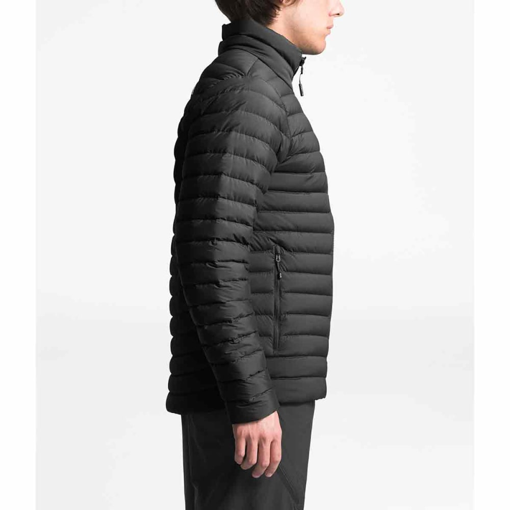 THE NORTH FACE Men's Stretch Down Jacket - 03B ASPHALT GREY