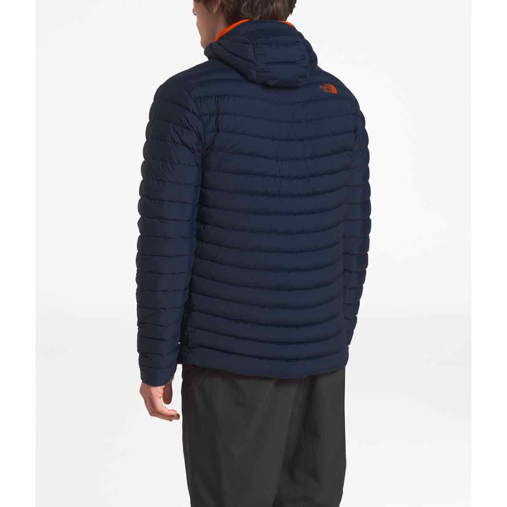 THE NORTH FACE Men's Stretch Down Hoodie - 1SB URBAN NAVY