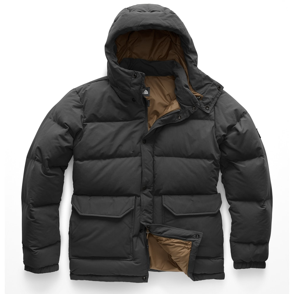 THE NORTH FACE Men's Down Sierra 2.0 Jacket - ZLY WEATHERED BLACK