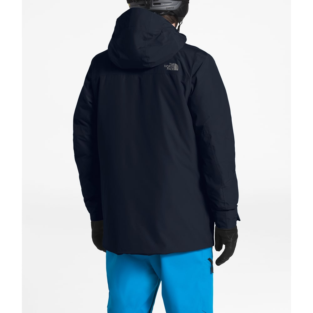 THE NORTH FACE Men's Descendit Jacket - H2G URBAN NAVY
