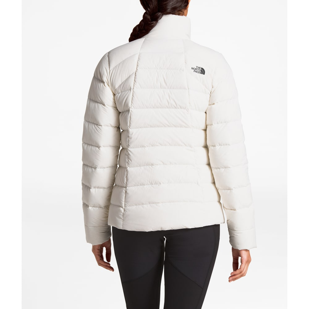THE NORTH FACE Women's Stretch Down Hoodie - FN4 TNF WHITE