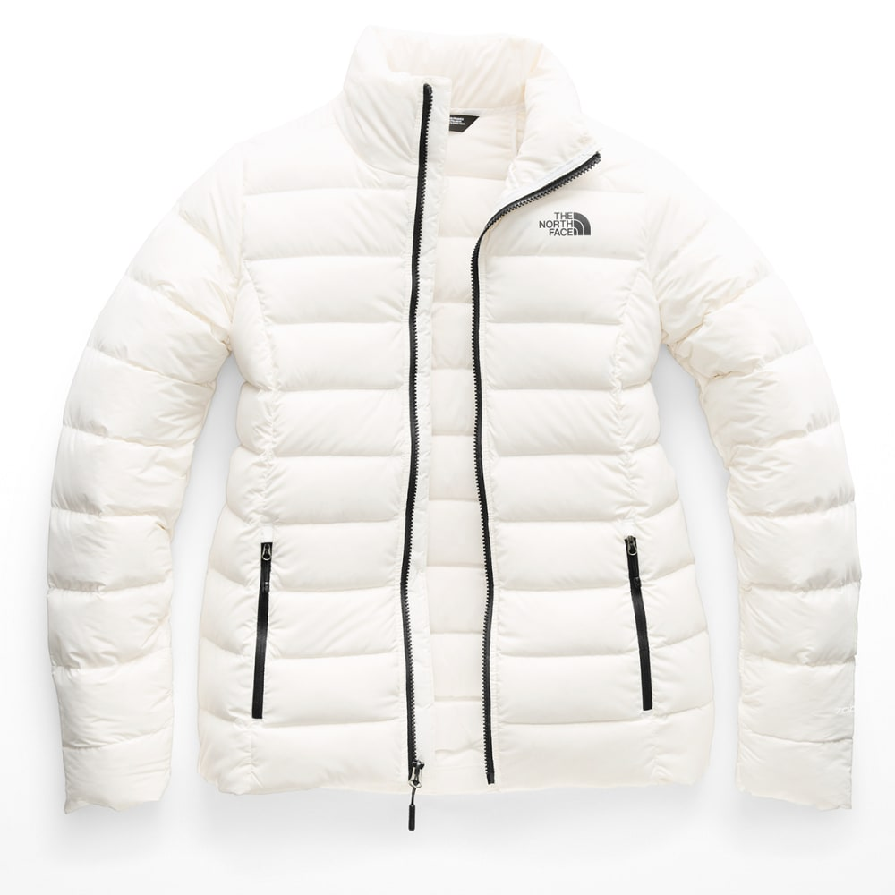 THE NORTH FACE Women's Stretch Down Jacket - FN4 TNF WHITE