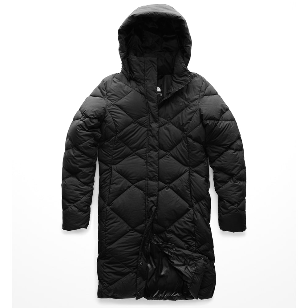 THE NORTH FACE Women's Miss Metro Parka II - BLACK- JK3