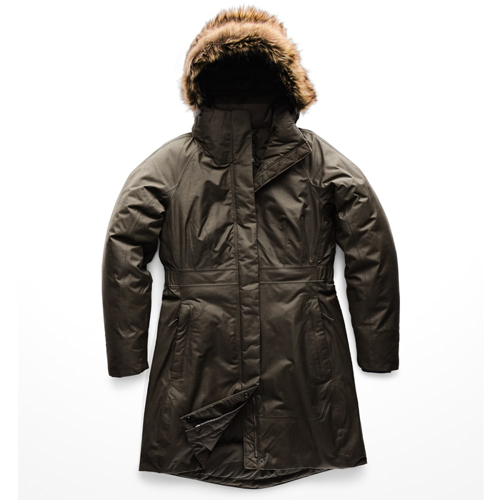 THE NORTH FACE Women's Arctic II Parka - 21L NEW TAUPE GREEN