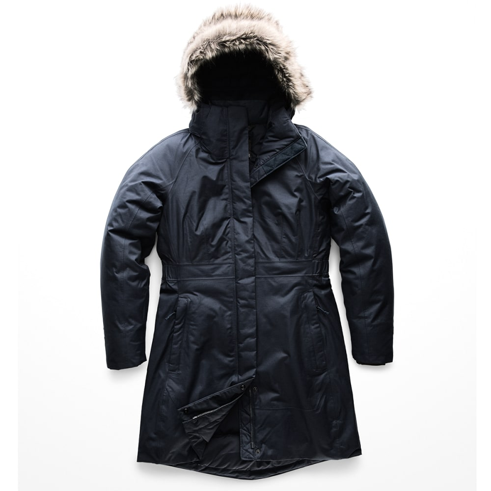 THE NORTH FACE Women's Arctic II Parka - H2G URBAN NAVY