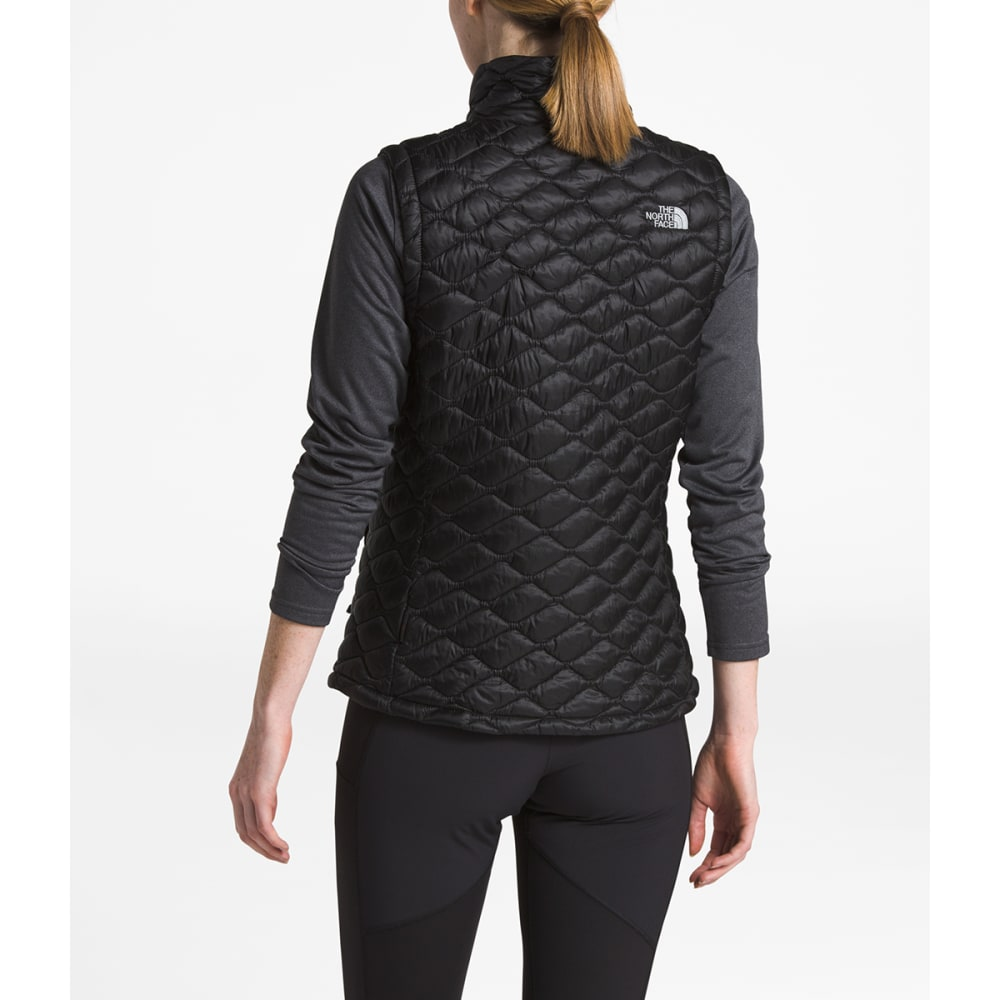 THE NORTH FACE Women's Thermoball Vest - JK3 TNF BLACK