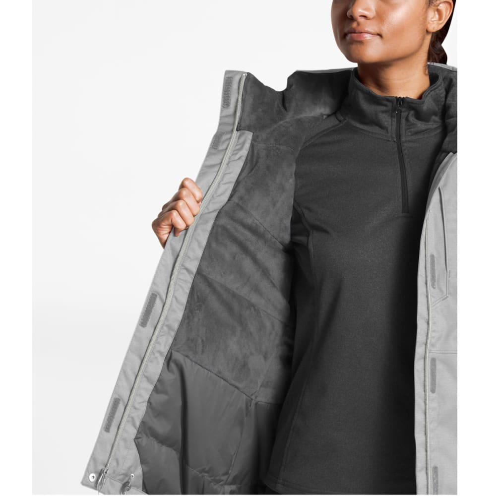 THE NORTH FACE Women's Inlux 2.0 Insulated Jacket - DYX-LITEGREY HEATHER
