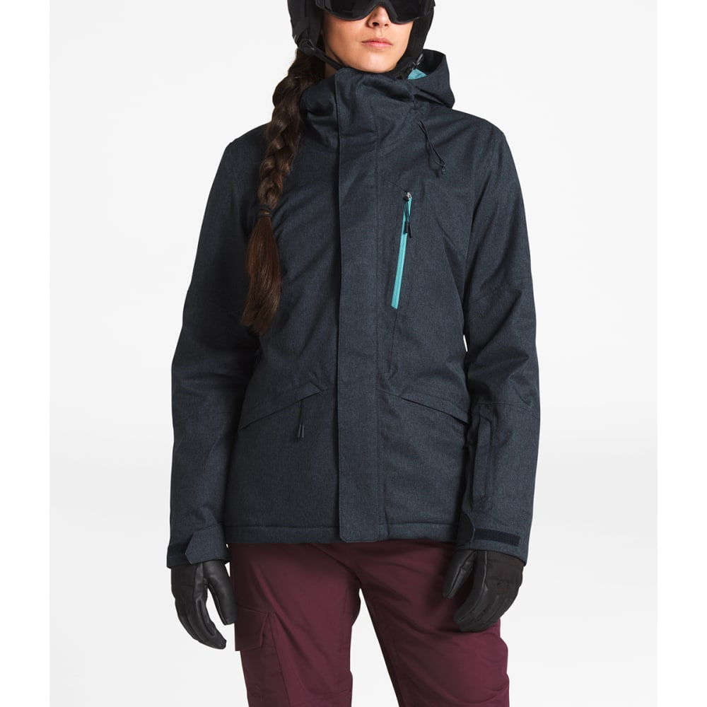 THE NORTH FACE Women's Thermoball Snow Triclimate Jacket - AVM URBAN NAVY HEATH