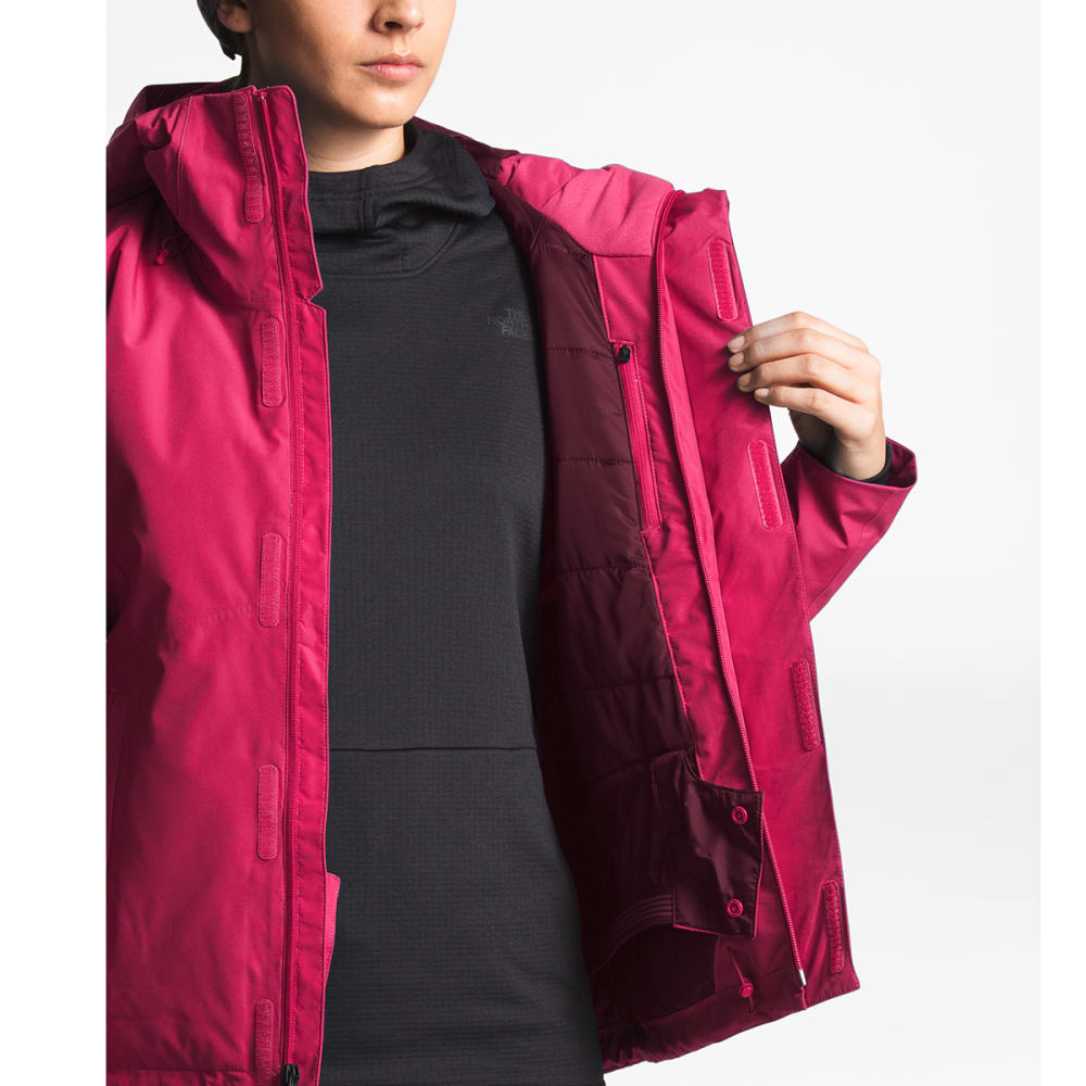 THE NORTH FACE Women's Descendit Jacket - 657-CERISE PINK