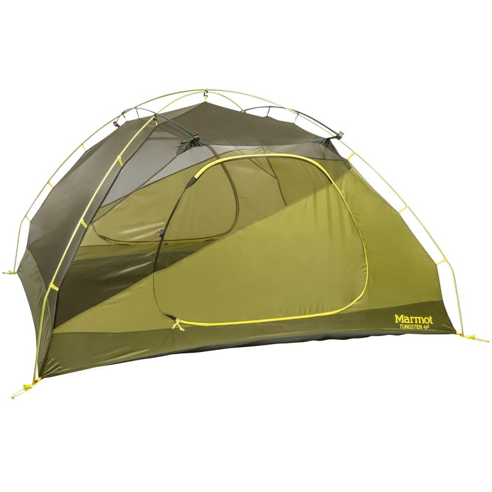MARMOT Tungsten 4P Tent - GREEN SHADOW/MOSS