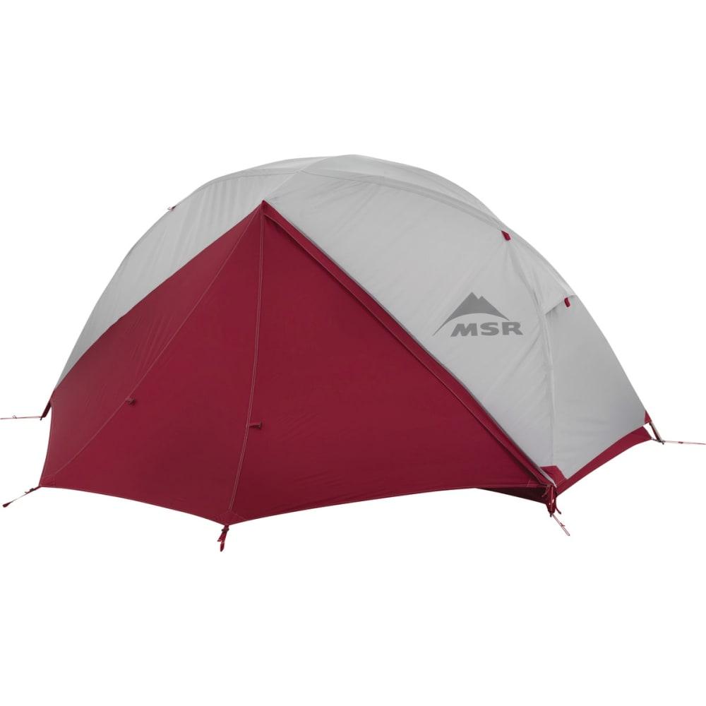 MSR Elixir 1 Backpacking Tent - WHITE/RED
