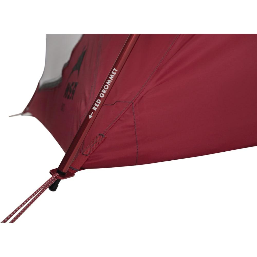 MSR Elixir 2 Backpacking Tent - WHITE/RED