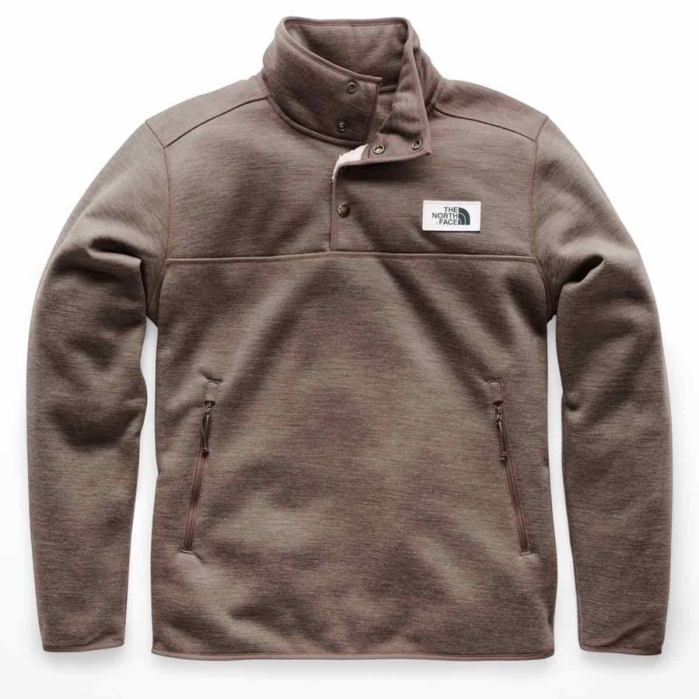 The North Face Men's Sherpa Patrol 1/4 Snap Pullover - Size XXL