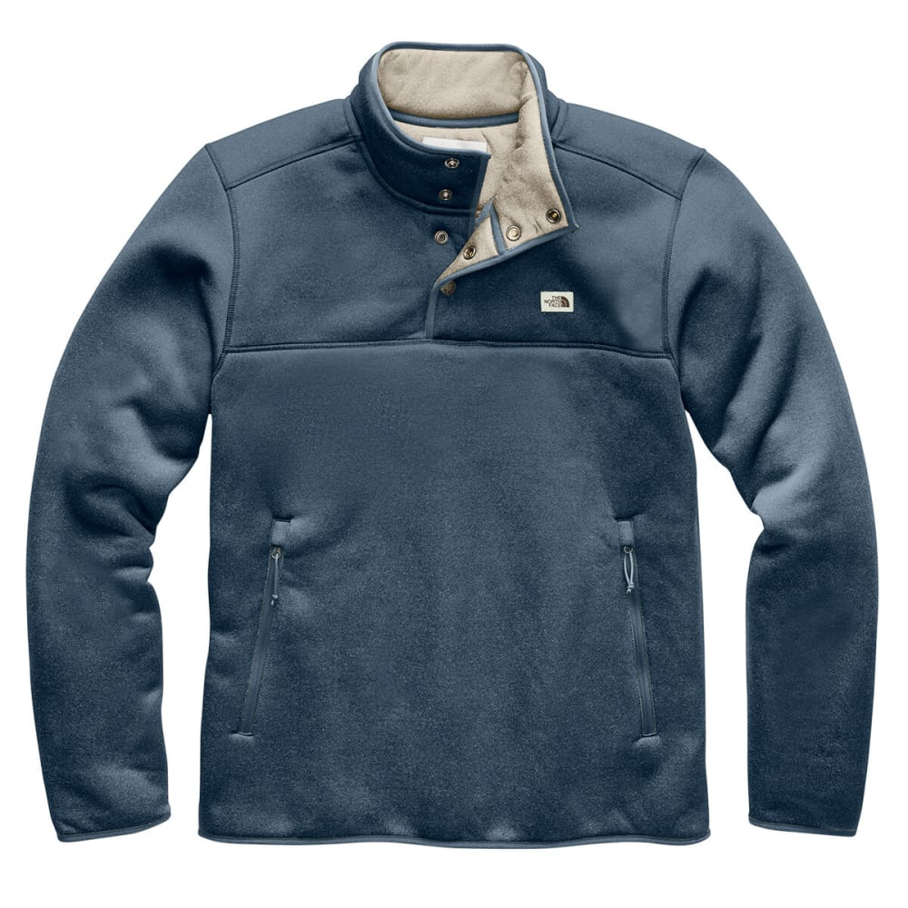 THE NORTH FACE Mens Sherpa Patrol 1/4 Snap Pullover M