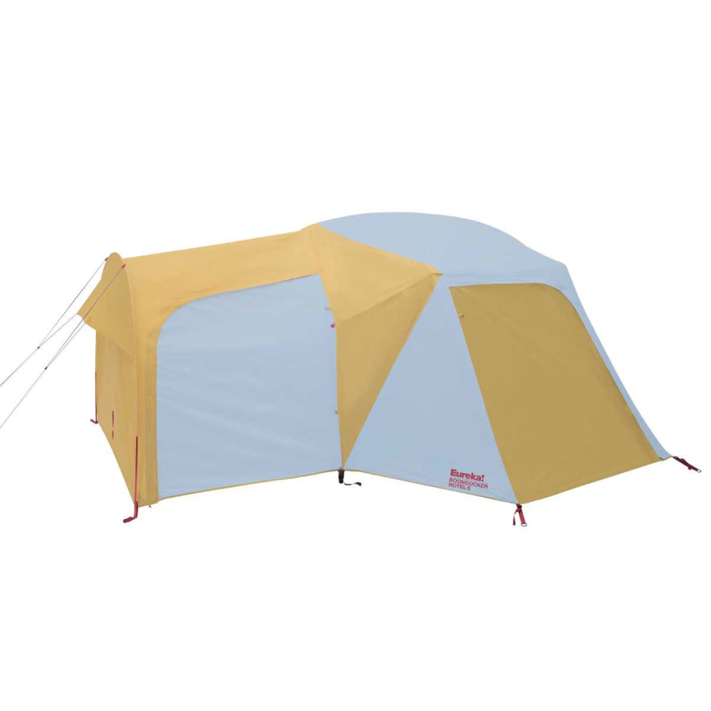 EUREKA Boondocker Hotel 6 Person Tent - ARROWWOOD/GREY