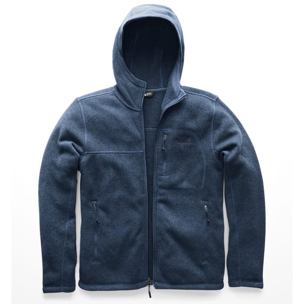 THE NORTH FACE Men's Gordon Lyons Full-Zip Hoodie - HKW-SHADY BLUE