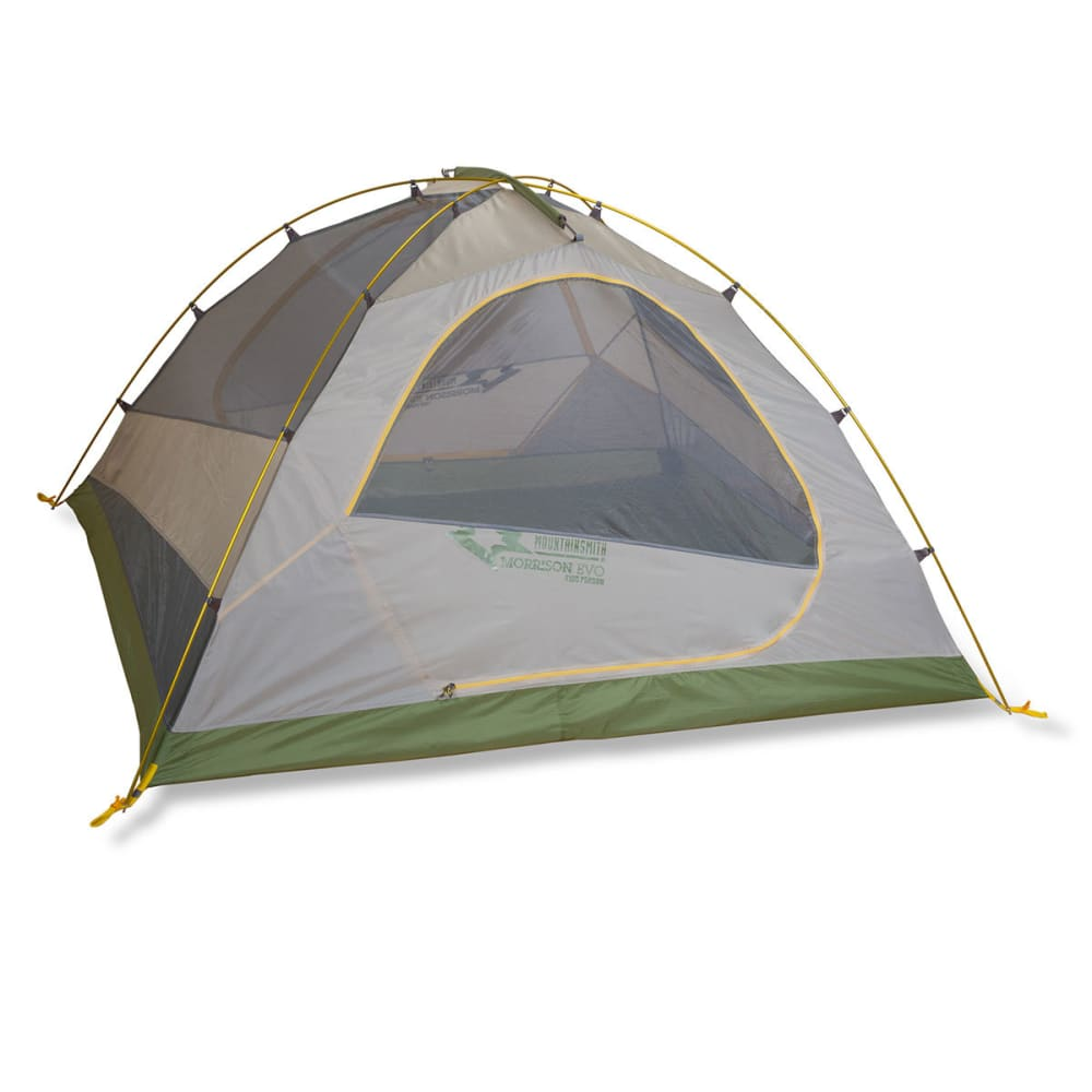 MOUNTAINSMITH Morrison EVO 3 Tent - CACTUS GREEN