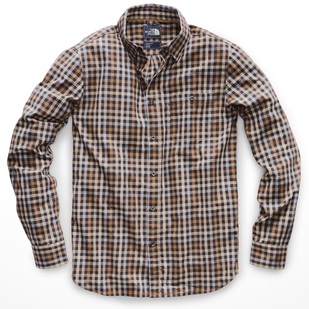 THE NORTH FACE Men's Hayden Pass 2.0 Long-Sleeve Shirt - 6BE-CARGO KHAKI GLEN