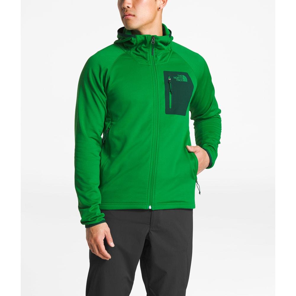 THE NORTH FACE Men's Borod Full-Zip Hoodie - 6WV PRIMARY GREEN
