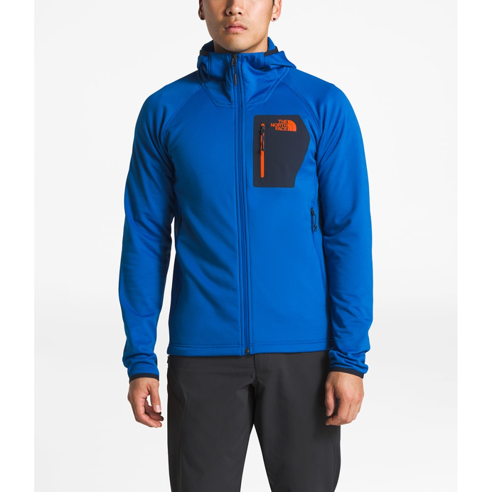 THE NORTH FACE Men's Borod Full-Zip Hoodie - 1SK TURKISH SEA