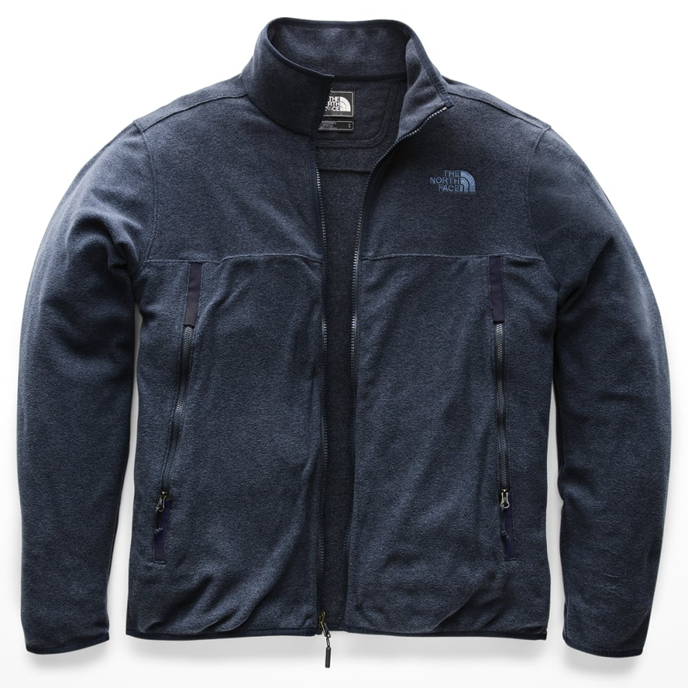 THE NORTH FACE Men's Glacier Alpine Jacket - AVM-URBAN NAVY HEATH