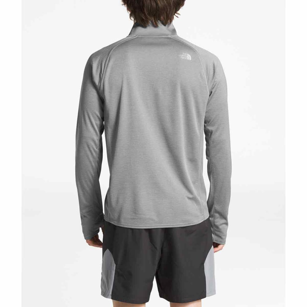 THE NORTH FACE Men's Winter Warm ½-Zip Pullover - X8A-MID GREY HEATHER