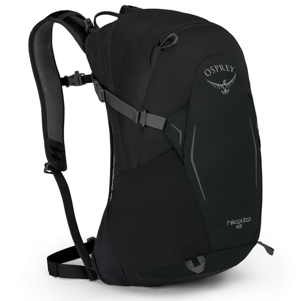 OSPREY Hikelite 18 Pack - BLACK