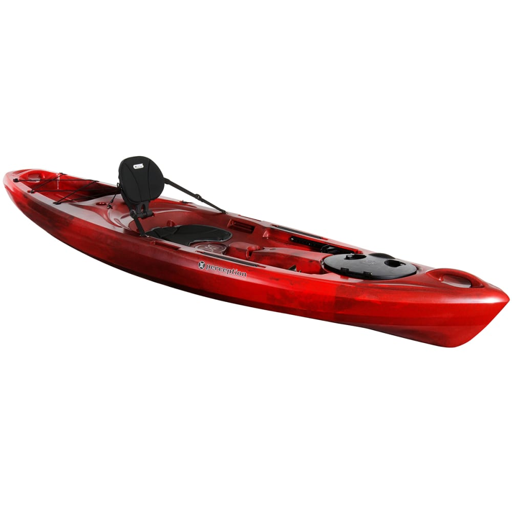 PERCEPTION Pescador 10.0 Kayak - RED TIGER