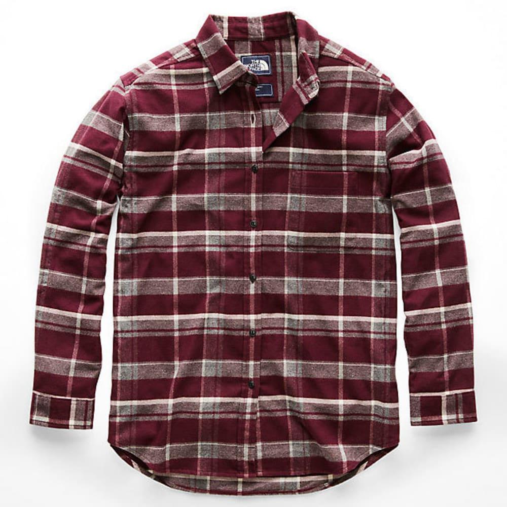 THE NORTH FACE Women's Boyfriend Long-Sleeve Shirt - 6DT-FIG MULTI TART