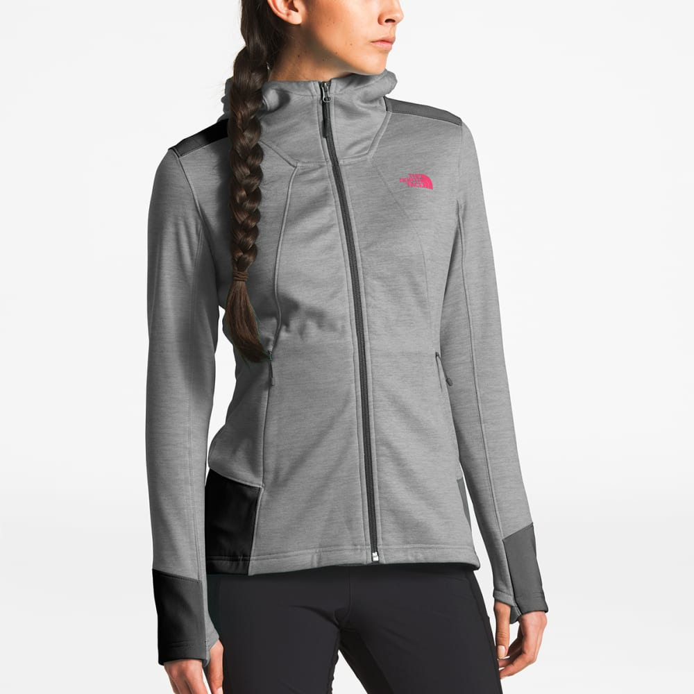 c6a330f1685661 THE NORTH FACE Women's Shastina Stretch Full-Zip Hoodie - Eastern ...