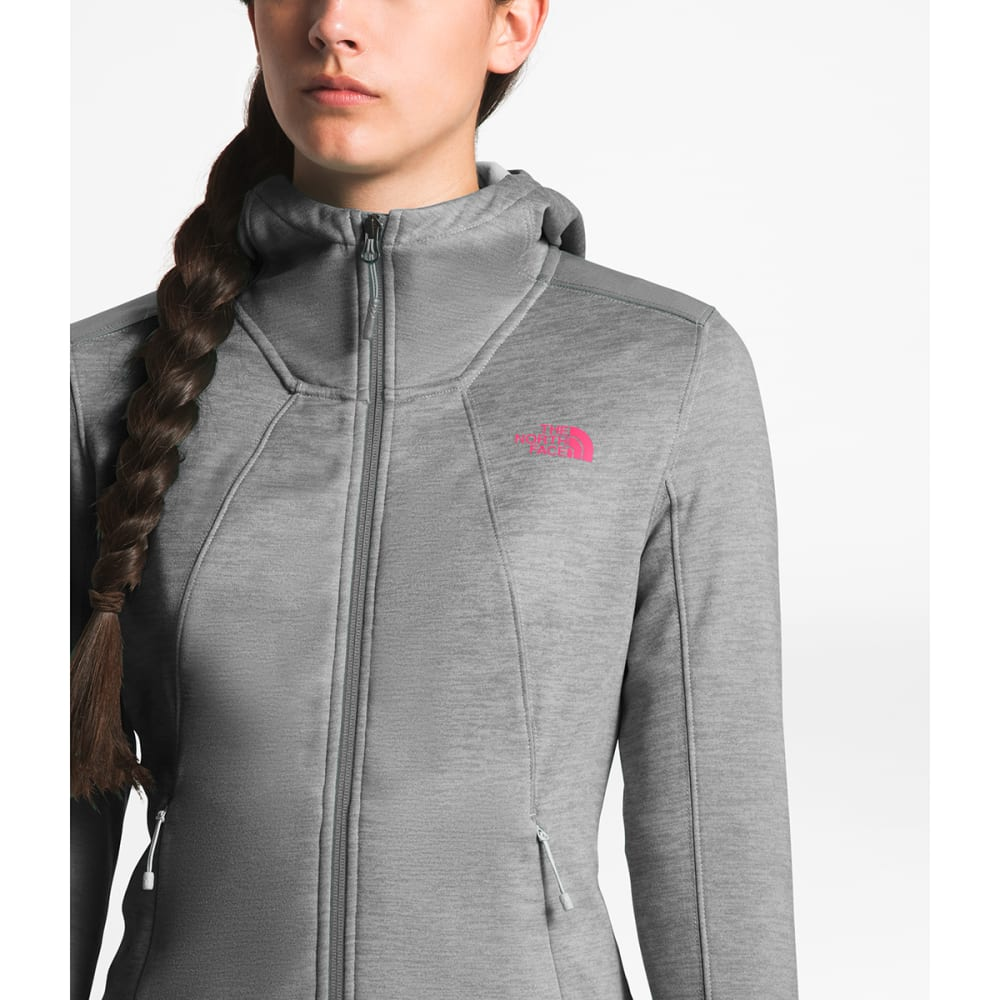 2fc00ceaaa THE NORTH FACE Women's Shastina Stretch Full-Zip Hoodie - Eastern ...