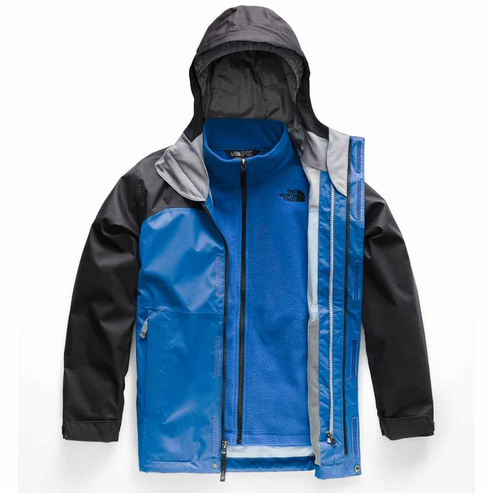 THE NORTH FACE Big Boys' Vortex Triclimate® Jacket - WXN-TURKISH SEA