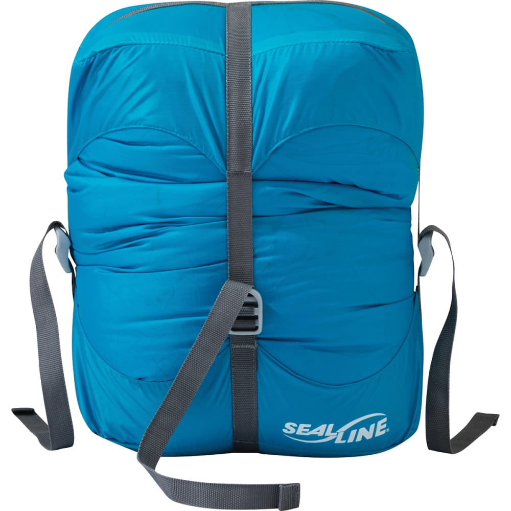 SEALLINE 10L Blockerlite Compression Cinch Sack - BLUE